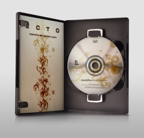 DVD Case + Art