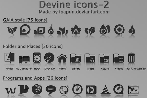 Devine-Icons Part-2