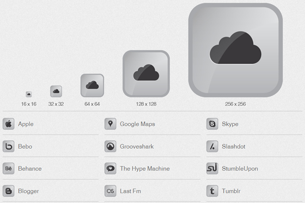 LinkDeck icon pack