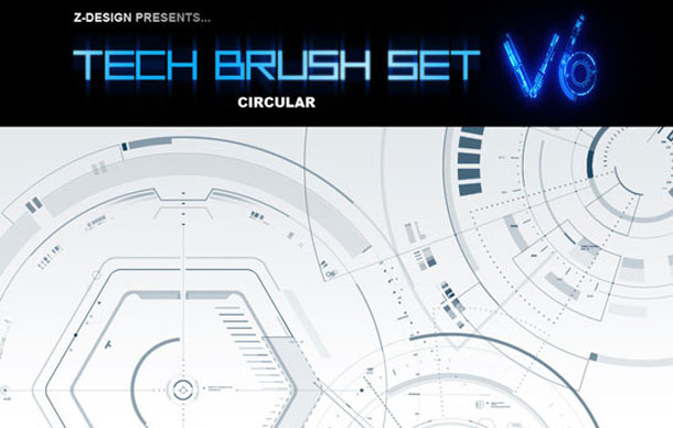 Tech Brush Set v6