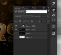 Adobe Photoshop CS6 | Layer Search