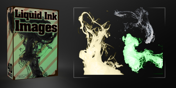 Liquid Ink Image Pack
