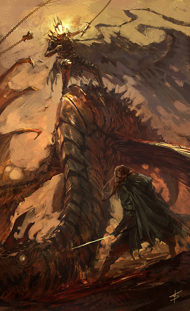 eowyn_and_the_nazgul_by_vbagi-d49q5rf
