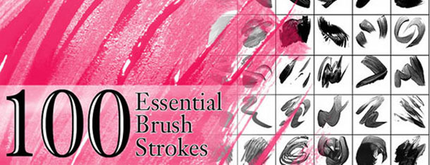 Paint Brush and 100 Essential Brushes