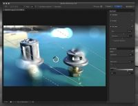 Adobe Photoshop CS6 | Blur Gallery
